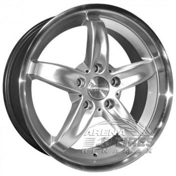 Kyowa Racing KR-517 7.5x17 5x114.3 ET45 DIA73.1 HPL