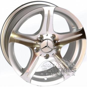 Zorat Wheels 145 7x15 5x112 ET35 DIA66.6 SP