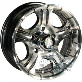 Zorat Wheels 211 7.5x15 5x139.7 ET0 DIA110.5 EP