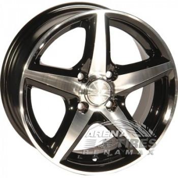 Zorat Wheels 244 5.5x13 4x100 ET35 DIA67.1 BP