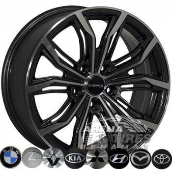Zorat Wheels 2747 7.5x17 5x108 ET40 DIA65.1 BF