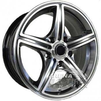 WRC 557 6x14 4x108 ET38 DIA73.1 BF