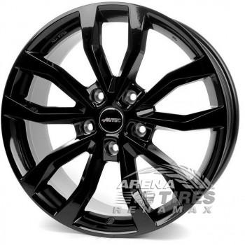 Autec Uteca 7.5x17 5x105 ET36 DIA56.6 Black
