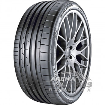 Continental SportContact 6 285/35 R23 107Y XL FR RO1 ContiSilent