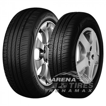 Continental ContiPowerContact 205/55 R17 91V